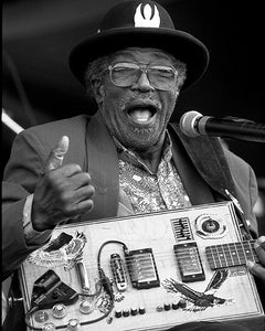 Bo Diddley 8x10 loose print