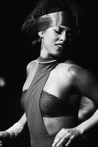 Alicia Keys 8x10 loose print