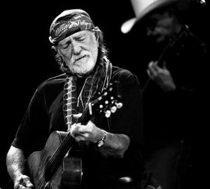 Willie Nelson 8x10  loose print
