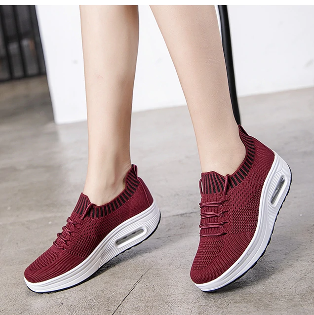 Heel Cushion Slip on Shoes