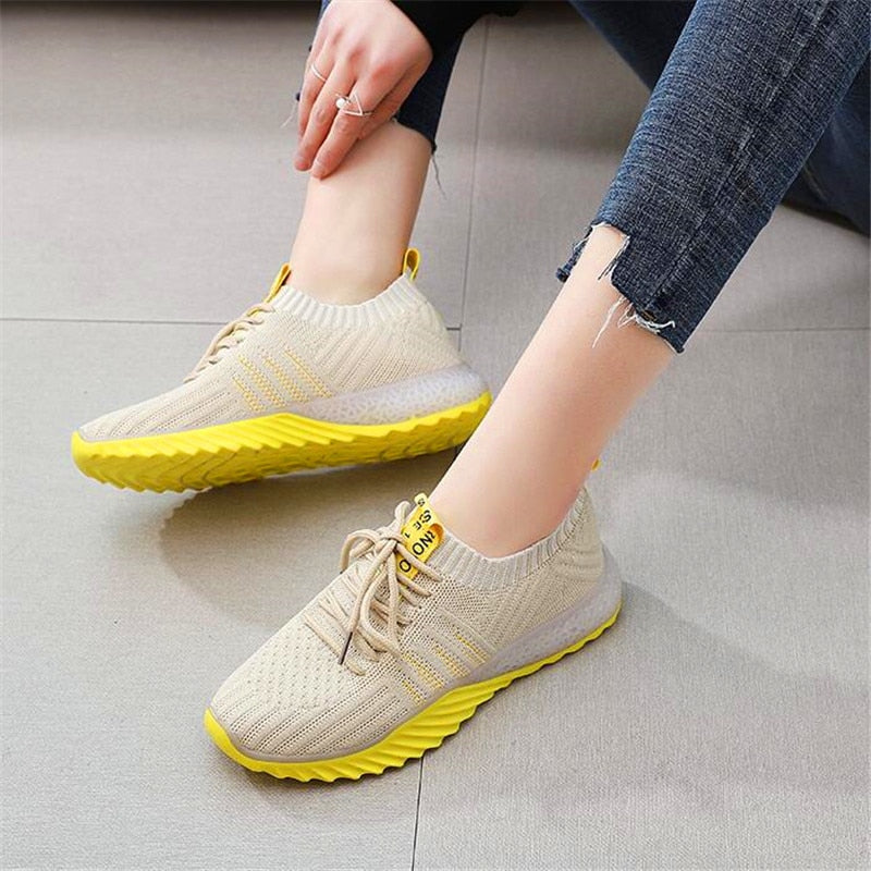 Colorvibe Knitted Shoes