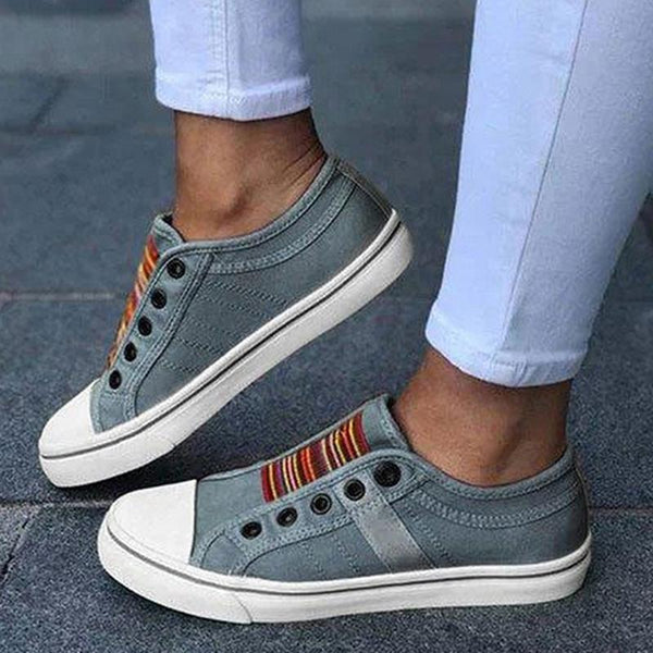 Vintage Allsteps Denim Sneakers