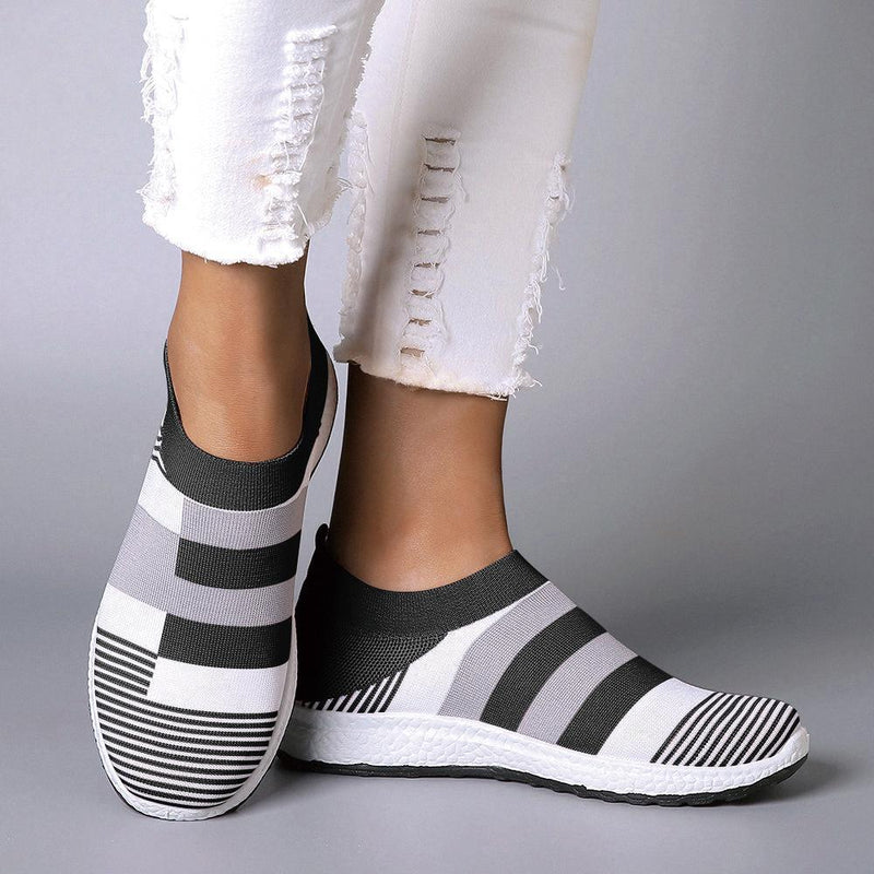 Comfy Slip-On Sneakers