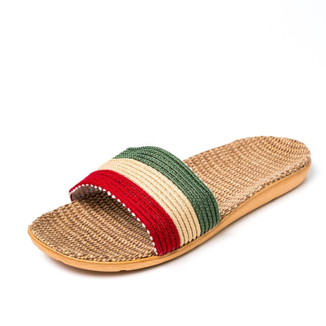 Woven Braided Sandals
