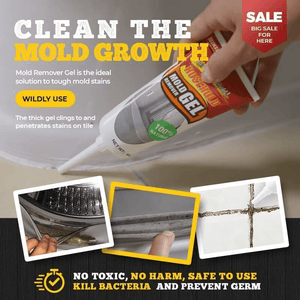 USA Fast Delivery(50% OFF )Mintiml Household Mold Remover Gel