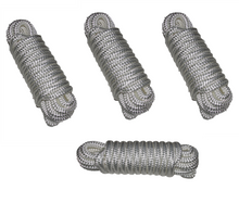"Load image into Gallery viewer, 4 Pack Premium 1/4"", 6.35 mm Fender Lines - Why Knot Marine"
