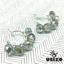 Load image into Gallery viewer, Crystal Jewel Earrings