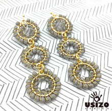 Load image into Gallery viewer, Baby Trio Earrings