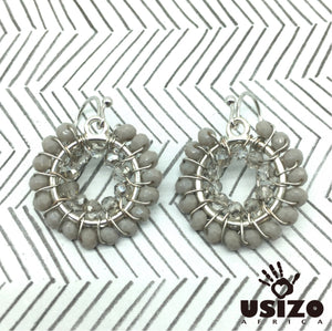 Baby O Circle Earrings