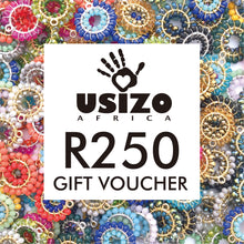 Load image into Gallery viewer, Usizo Africa Gift Vouchers