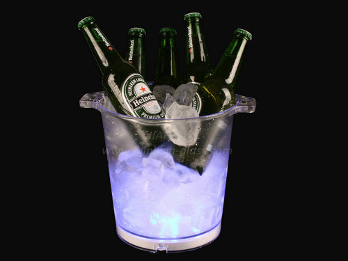 167oz Led ice bucket GL-M017