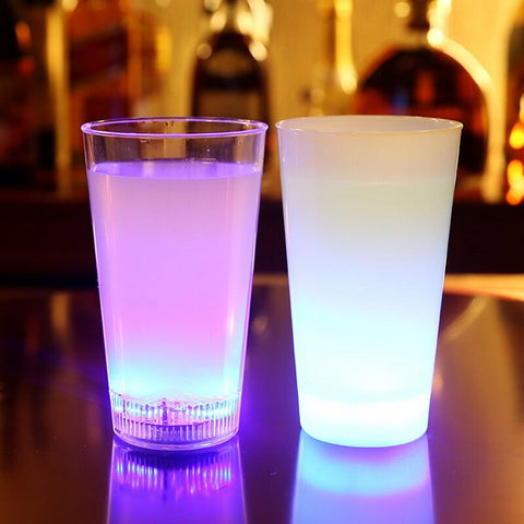 16oz liquid active LED tumbler