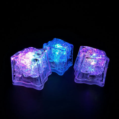 Led light up ice cube GL-M901