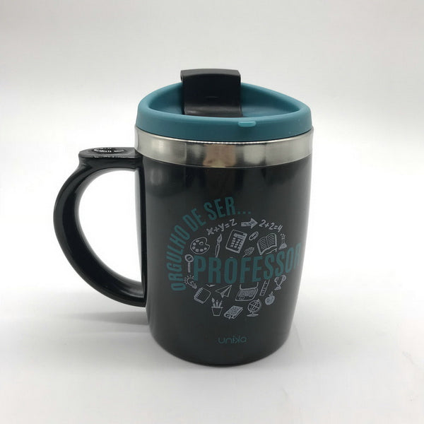 16oz stainless steel Drinking coffee mug with lid