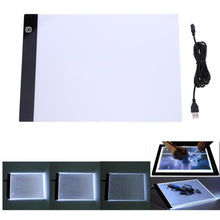 Load image into Gallery viewer, Diamond Painting Led Light with Case -  A4 Size