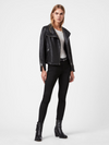 Ellis Leather Biker Jacket | JforJacket
