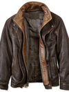Romano Leather Jacket | JforJacket