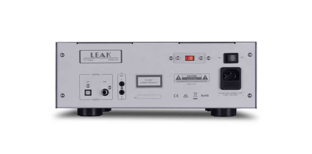 Leak Audio CDT Silver Rear