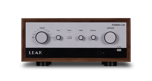 Open image in slideshow, Stereo 130 Integrated Amplifier in Walnut