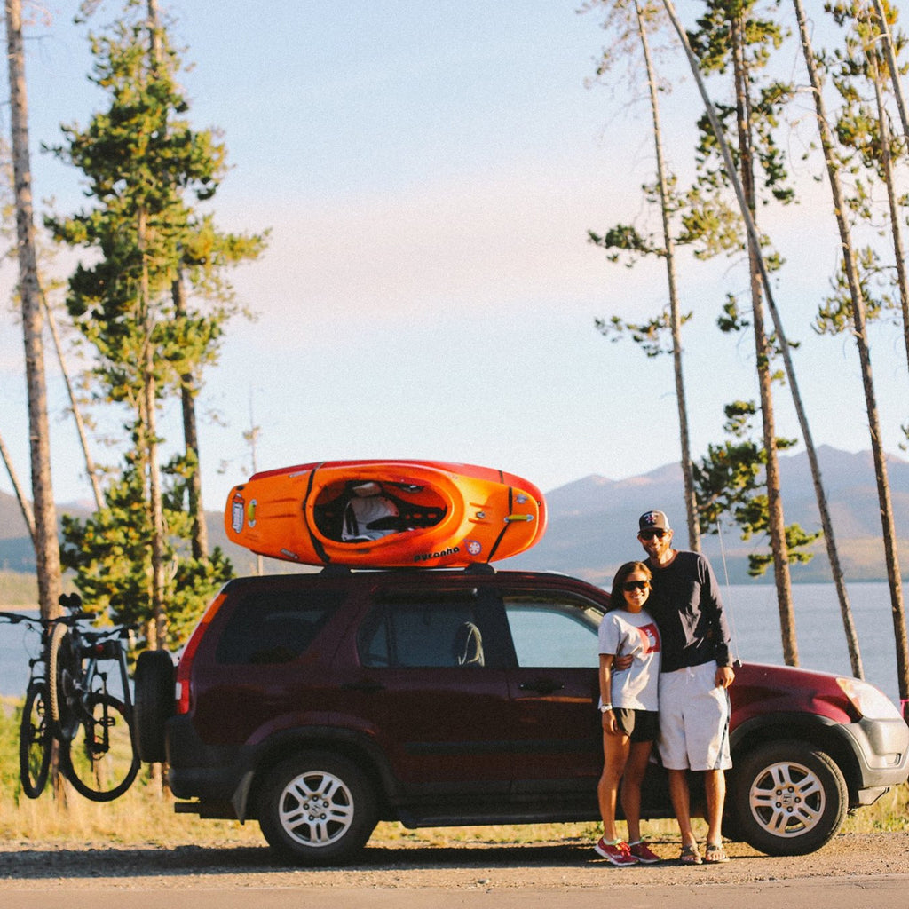 How We Turned My CRV Into a Camper