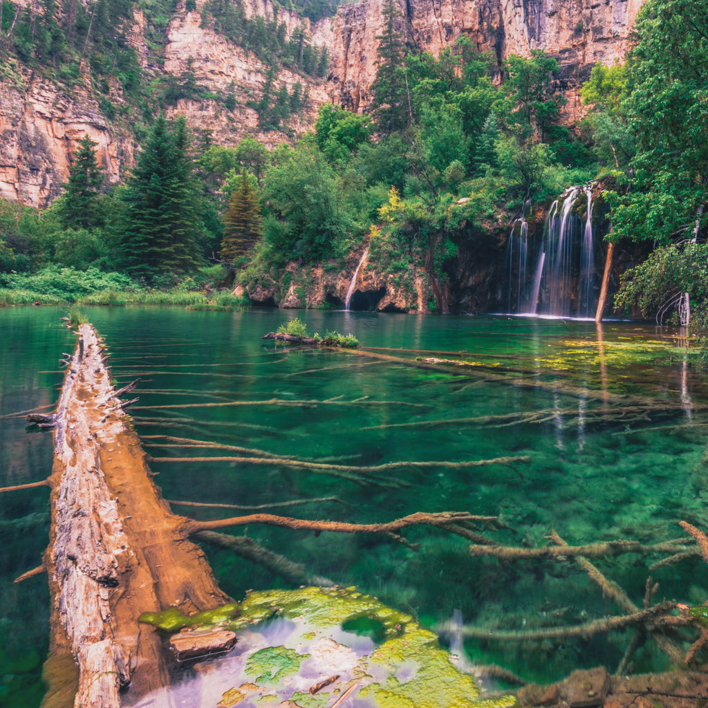Access Limitation at Glenwood's Hanging Lake