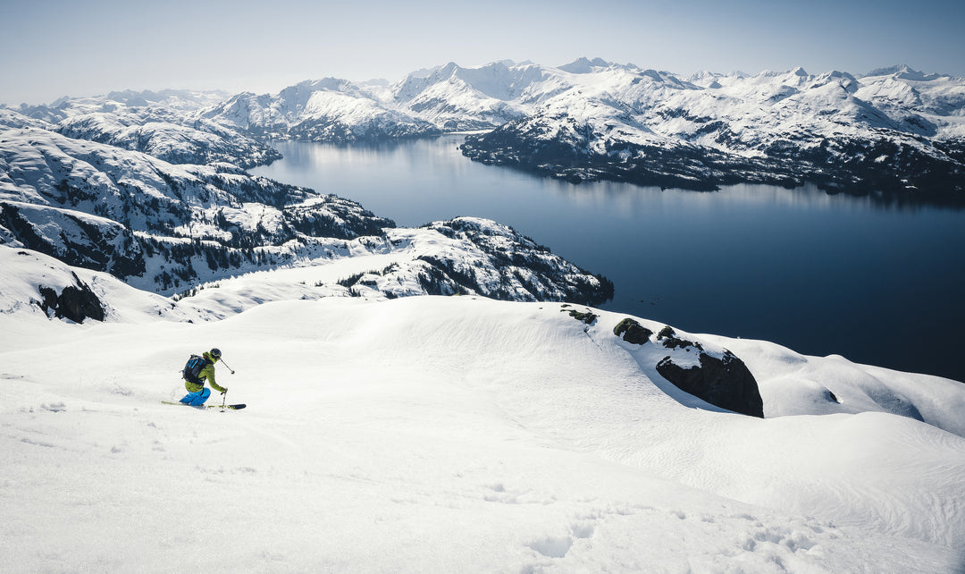 Ski to Sea: An Alaska Dream Tour