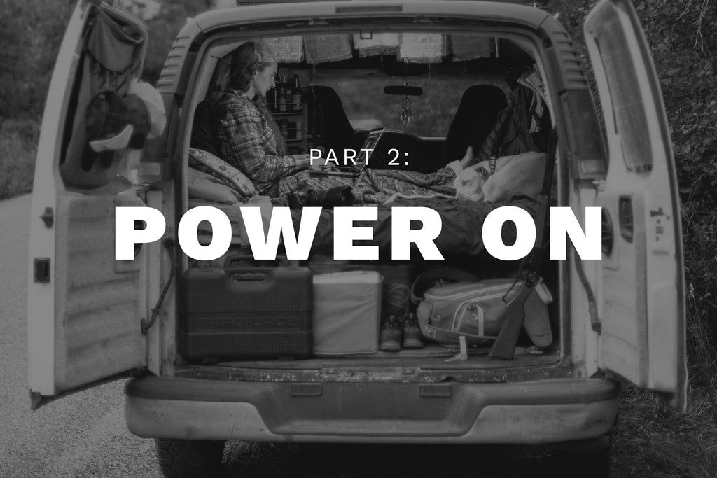Movie Night Pt. 2: Power On