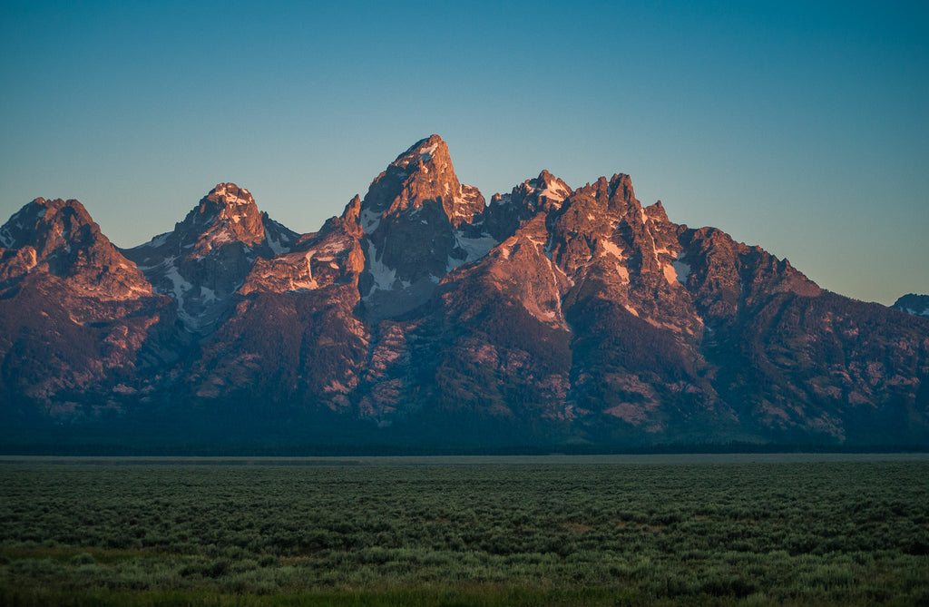 Thomas Woodson Tetons