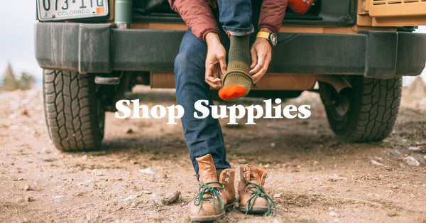 mountain standard supplies and hats
