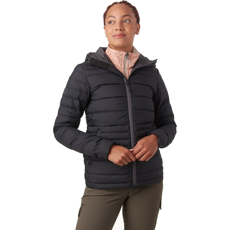 W's Stansbury Down Hooded Jacket