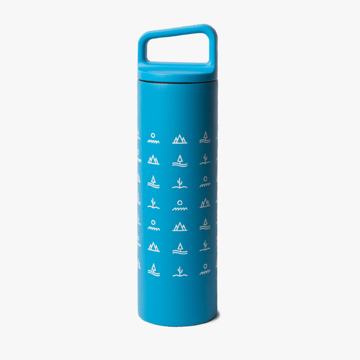 Glyphs Water Bottle