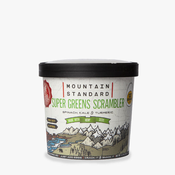Super Greens Scrambler