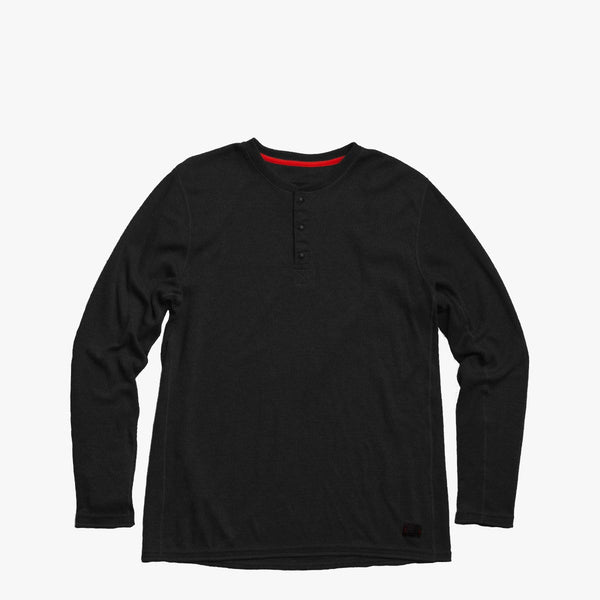 Men's Thermal Henley