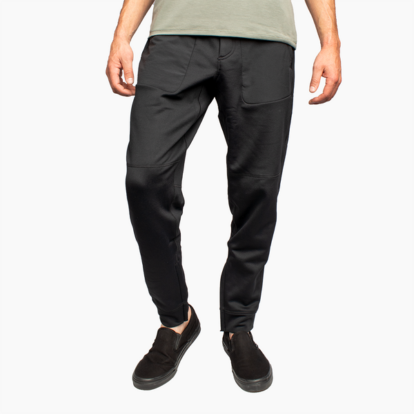 Men's Utility Tech Pant - Black
