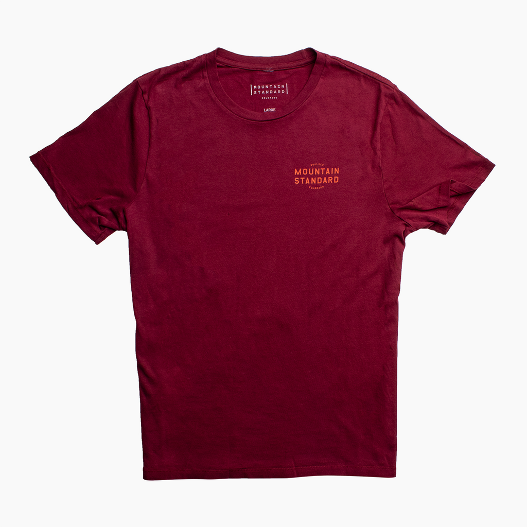 Men's Flagship Tee - Currant