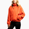 Women's Sherpa Fleece - Paprika