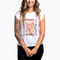 Women's Good Vibes Tee - White