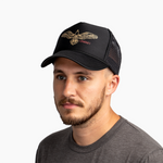 Spirit Raven Trucker Hat