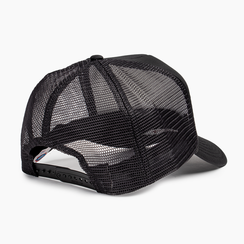 Flagship Trucker Hat - Black