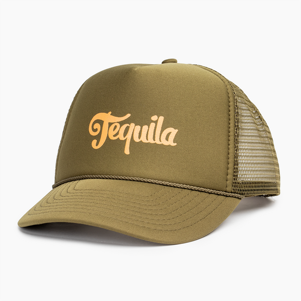 Tequila Trucker Hat