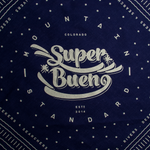 Adventure Bandana - Super Bueno Navy