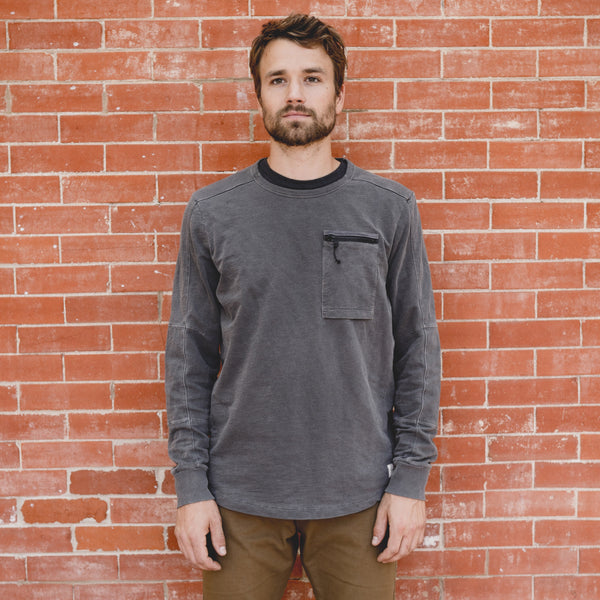 ROAM X MTN Men's Long Sleeve Crew