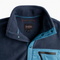 Men's Classic Polartec® Fleece Jacket - Navy