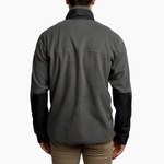 Men's Polartec® Fleece Pullover - Gravel