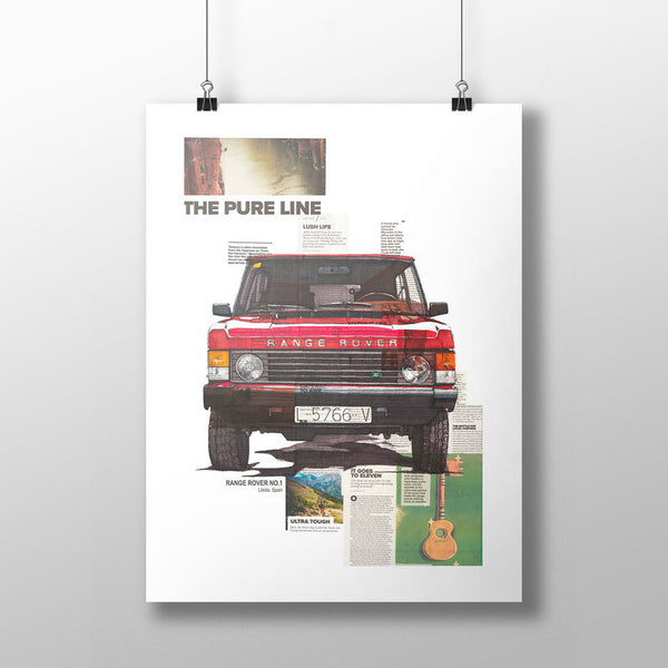 Adam Ambro Designs – Range Rover No. 1