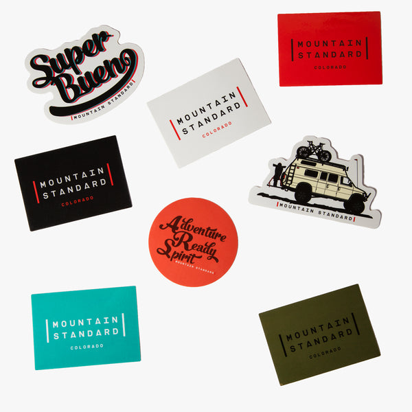 Sticker Assortment Pack