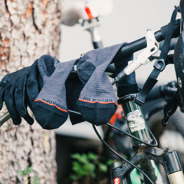 Merino Wool Utility Socks - Light