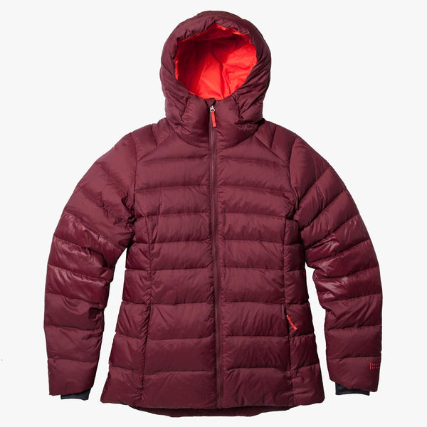 Women's Hooded Down Jacket