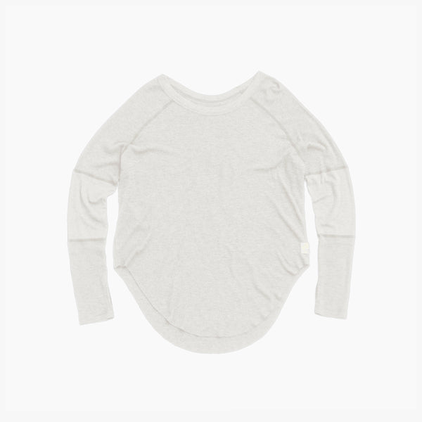 Women's Waffle Thermal - Dusty Cream