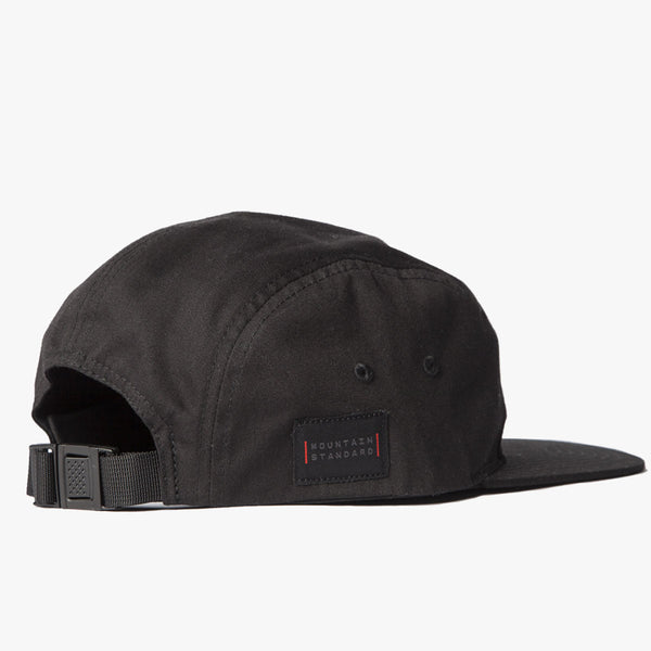 Black Camper Hat